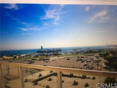 388 E Ocean Boulevard #1603, Long Beach, CA 90802 (#302585714) :: Whissel Realty