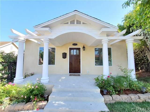 1371 W 12th Street, San Pedro, CA 90731 (#302587648) :: Whissel Realty