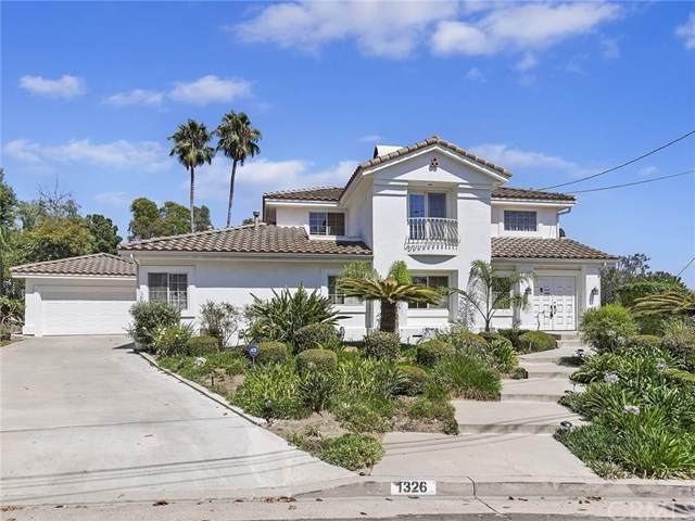 1326 Ridgeview Terrace, Fullerton, CA 92831 (#302601272) :: Whissel Realty