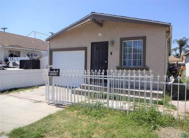 13349 Bixler Avenue, Downey, CA 90242 (#302607011) :: Whissel Realty