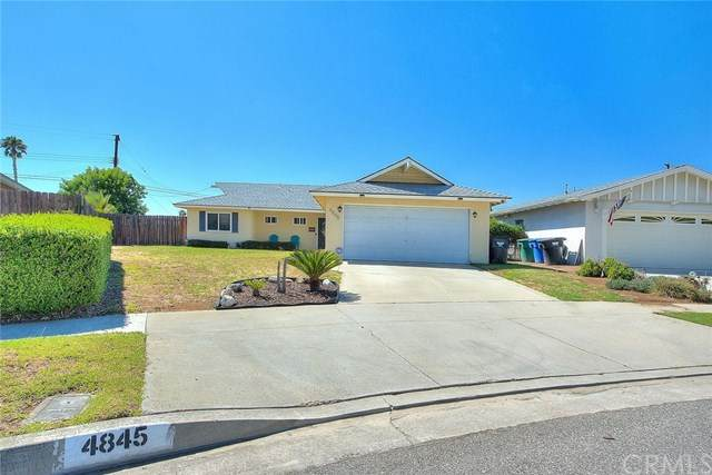 4845 N Castleview Avenue, Covina, CA 91724 (#302608190) :: Whissel Realty