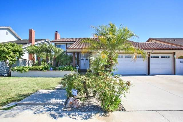 9224 Wintergreen Circle, Fountain Valley, CA 92708 (#302612987) :: Whissel Realty