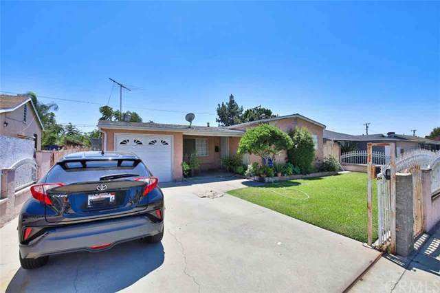 14122 Benbow Street, Baldwin Park, CA 91706 (#302614964) :: Whissel Realty