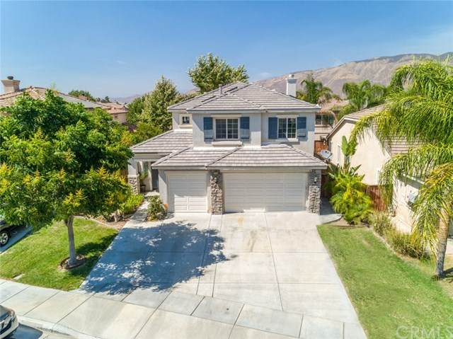 1175 Oasis Court, San Jacinto, CA 92582 (#302616954) :: Whissel Realty