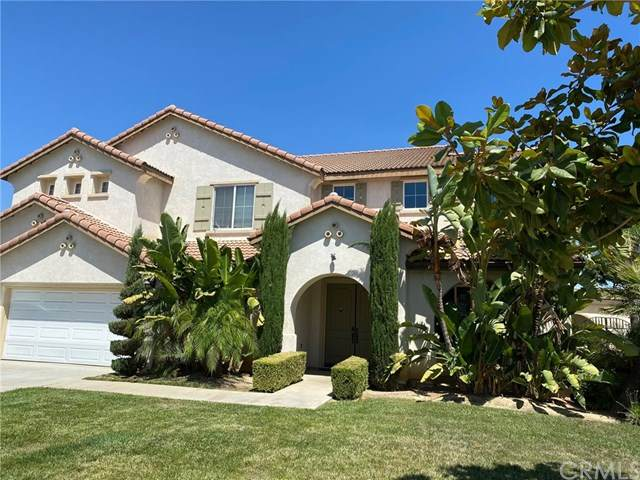 9506 Calico Trail, Riverside, CA 92508 (#302617381) :: Whissel Realty