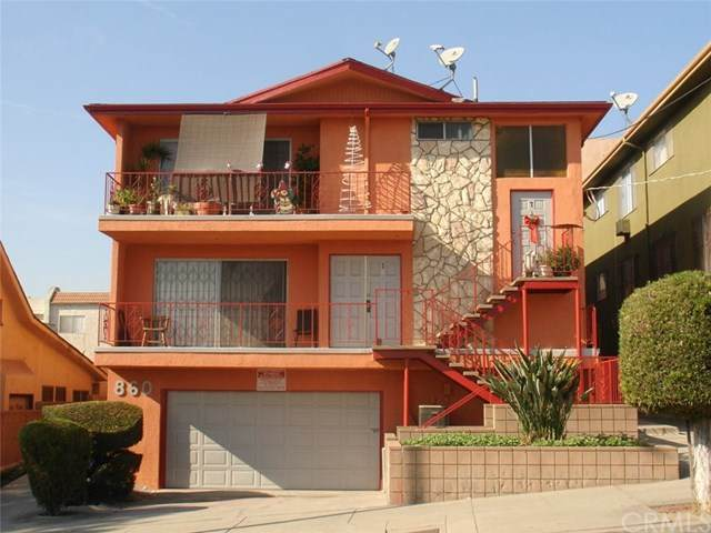 860 Figueroa Terrace, Silver Lake, CA 90012 (#302620404) :: Whissel Realty