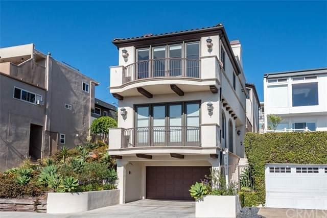 1744 Hermosa Avenue, Hermosa Beach, CA 90254 (#302641169) :: COMPASS