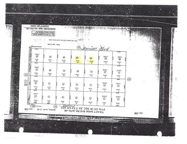 0 Jamison, California City, CA 93505 (#302668619) :: COMPASS