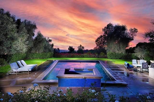 6311 Calle Del Alcazar, Rancho Santa Fe, CA 92067 (#NDP2002382) :: Keller Williams - Triolo Realty Group