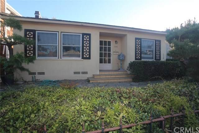 330 Santa Ana Avenue, Long Beach, CA 90803 (#302961983) :: Solis Team Real Estate
