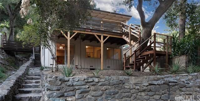 31321 Silverado Canyon Road, Silverado Canyon, CA 92676 (#302969730) :: San Diego Area Homes for Sale