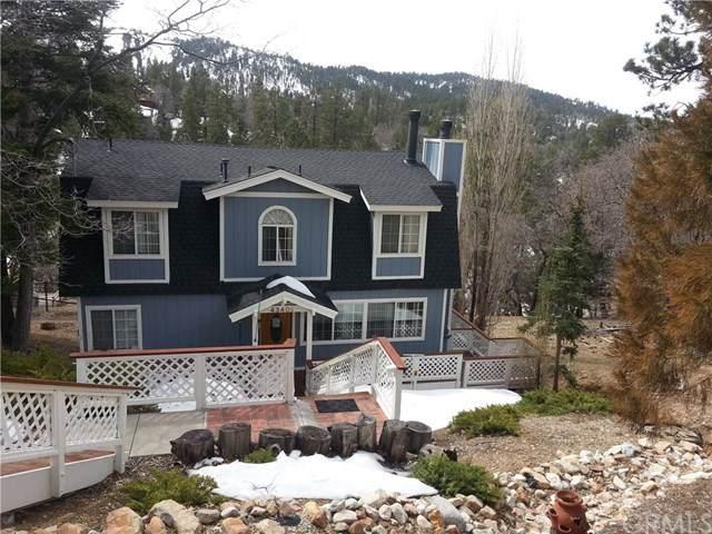 43409 Ridgecrest Drive, Big Bear, CA 92315 (#302970457) :: COMPASS