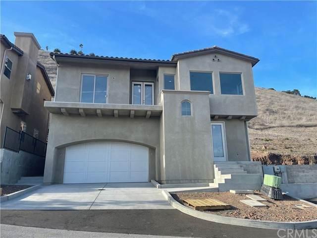 1041 Canyon Lane, Pismo Beach, CA 93449 (#PI21009223) :: Compass
