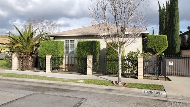 4022 Walnut Grove Avenue, Rosemead, CA 91770 (#303003095) :: Compass