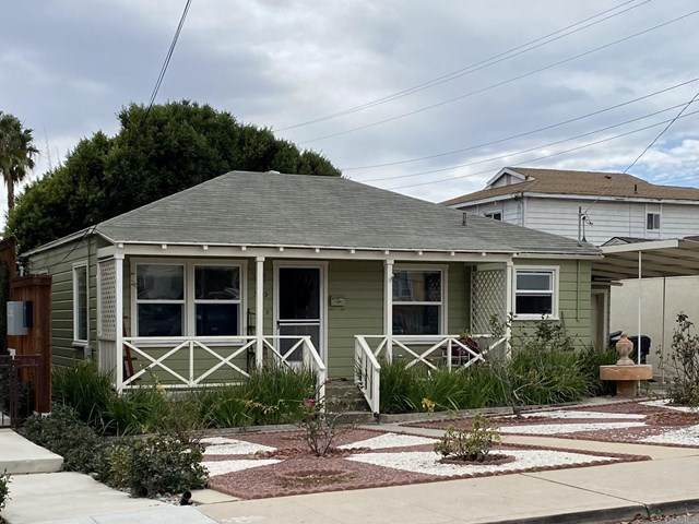 3135 Keats Street, San Diego, CA 92106 (#303003992) :: SD Luxe Group