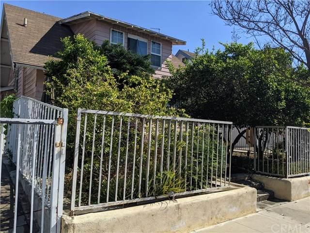 2920 Van Buren Place, Los Angeles, CA 90007 (#303021299) :: Compass
