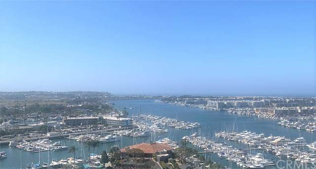 13700 Marina Pointe Drive #1702, Marina Del Rey, CA 90292 (#SB21033951) :: The Legacy Real Estate Team