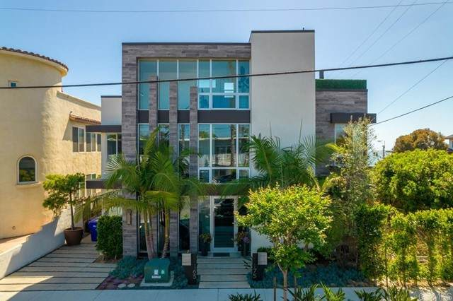 175 Pine Ave (Penthouse), Carlsbad, CA 92008 (#PTP2101126) :: Zember Realty Group