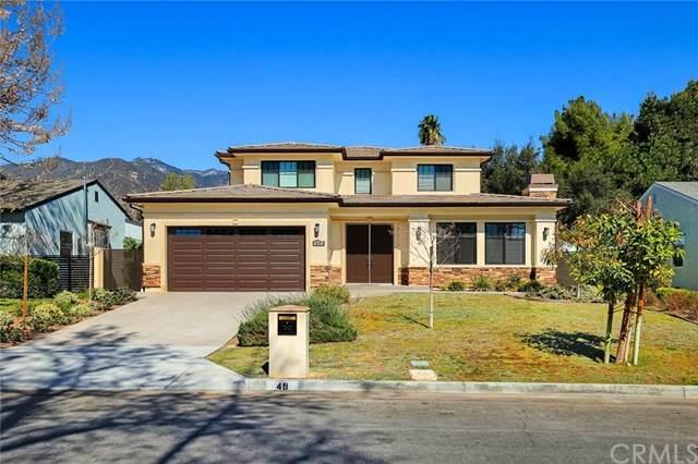 49 W Floral Avenue, Arcadia, CA 91006 (#303024022) :: Compass