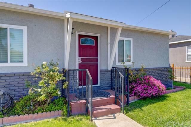 13811 Inglewood Avenue, Hawthorne, CA 90250 (#SB21054020) :: Wannebo Real Estate Group
