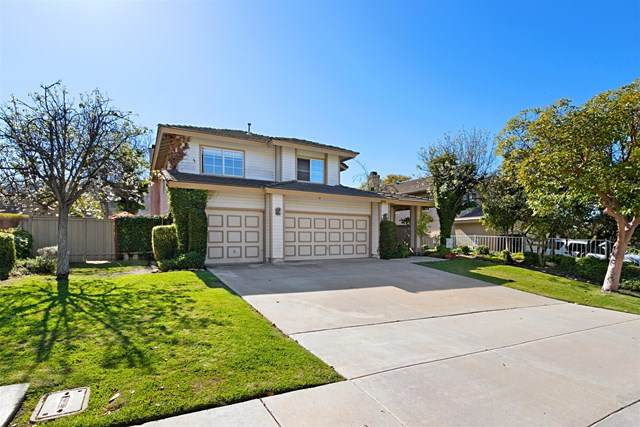 8446 Mesa View Road, Santee, CA 92071 (#PTP2101926) :: The Mac Group