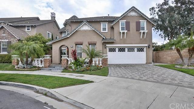 1722 Isabella Way, Upland, CA 91784 (#OC21065206) :: Wannebo Real Estate Group