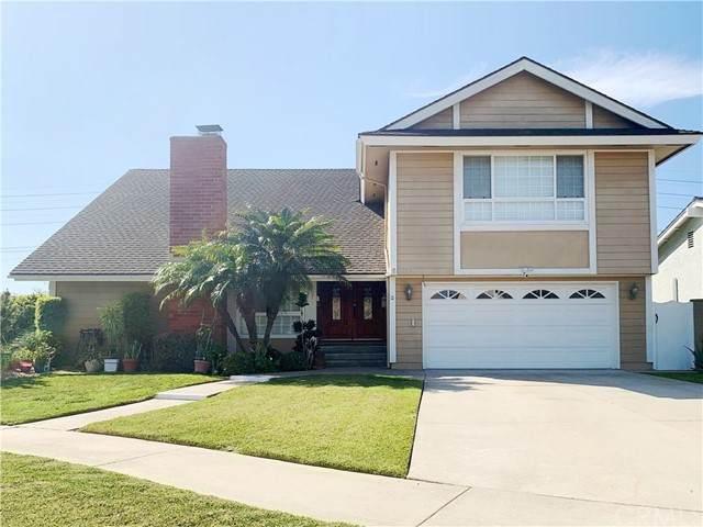 3922 San Joaquin Avenue, Los Alamitos, CA 90720 (#PW21064883) :: Keller Williams - Triolo Realty Group
