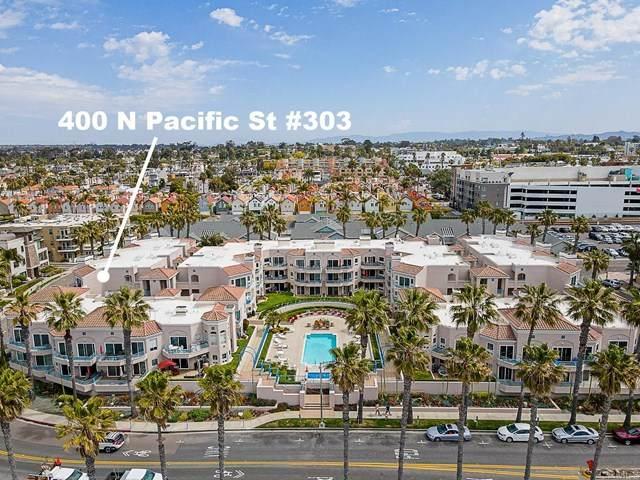 400 N Pacific Street #303, Oceanside, CA 92054 (#NDP2103438) :: PURE Real Estate Group