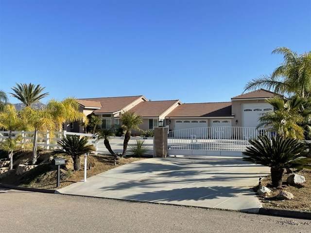 3055 Buck Stidham Drive, Alpine, CA 91901 (#PTP2102208) :: PURE Real Estate Group