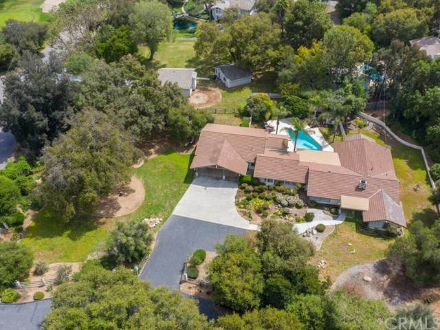 1777 Tecalote Drive, Fallbrook, CA 92028 (#ND21069198) :: Wannebo Real Estate Group