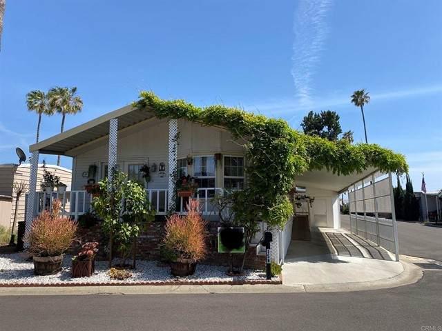 2300 E Valley Spc 158, Escondido, CA 92027 (#NDP2103741) :: The Legacy Real Estate Team