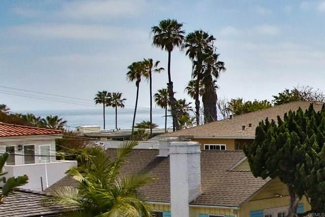 302 Bonair St, La Jolla, CA 92037 (#PTP2102398) :: The Mac Group