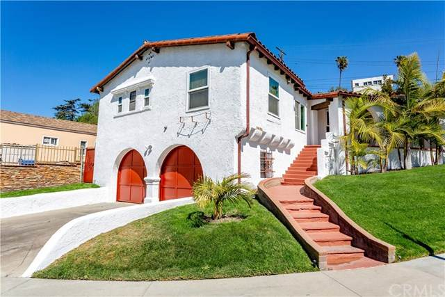 4812 S Mullen Avenue, View Park, CA 90043 (#IV21077536) :: The Stein Group
