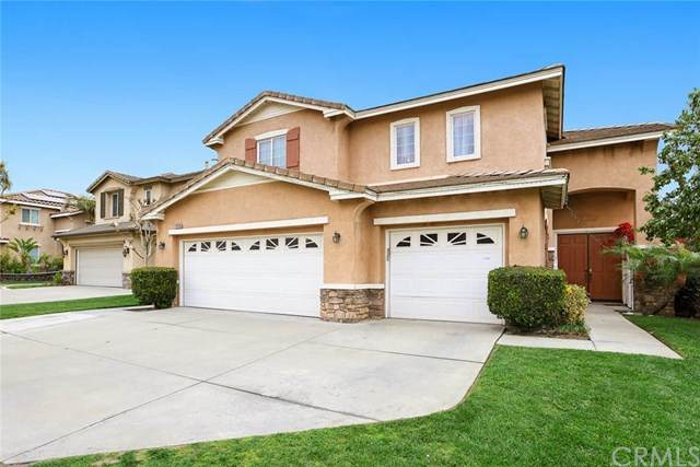 7259 Townsend Ct, Rancho Cucamonga, CA 91739 (#WS21079479) :: Wannebo Real Estate Group