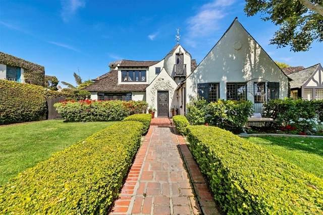 7231 Monte Vista Avenue, La Jolla, CA 92037 (#NDP2104048) :: SunLux Real Estate