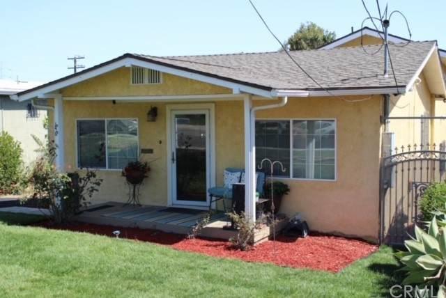 1212 W 123rd Street, Gardena, CA 90044 (#EV21080808) :: Keller Williams - Triolo Realty Group