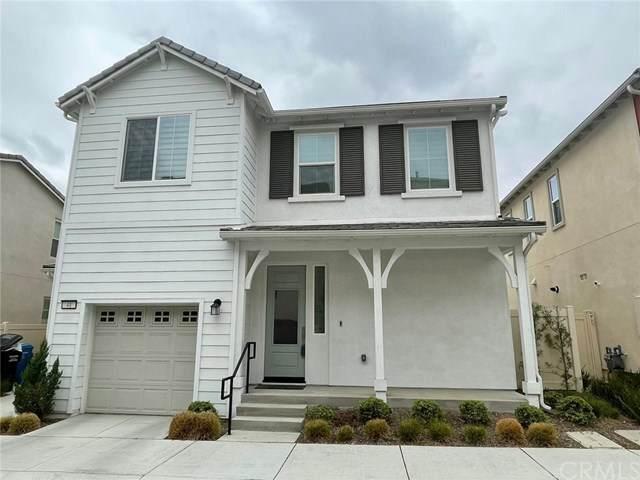 41 Riverton Street, Pomona, CA 91766 (#TR21071480) :: The Legacy Real Estate Team