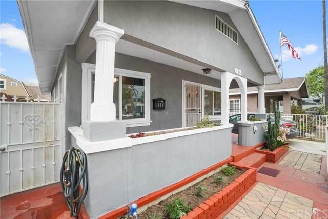 126 N Lyon Street, Santa Ana, CA 92701 (#OC21083288) :: Keller Williams - Triolo Realty Group