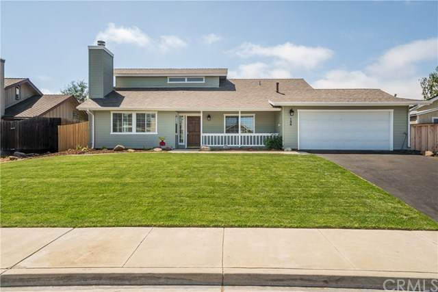 154 Wessels Way, Templeton, CA 93465 (#NS21076759) :: Wannebo Real Estate Group