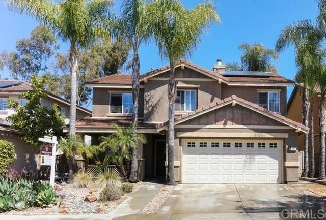 1377 Fieldbrook Street, Chula Vista, CA 91913 (#PTP2102791) :: SD Luxe Group