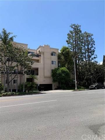 1875 S Beverly Glen Boulevard #208, Los Angeles, CA 90025 (#SB21090183) :: Compass