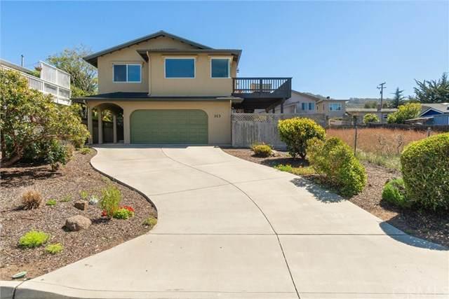 313 Mar Vista Drive, Los Osos, CA 93402 (#SC21090753) :: Wannebo Real Estate Group