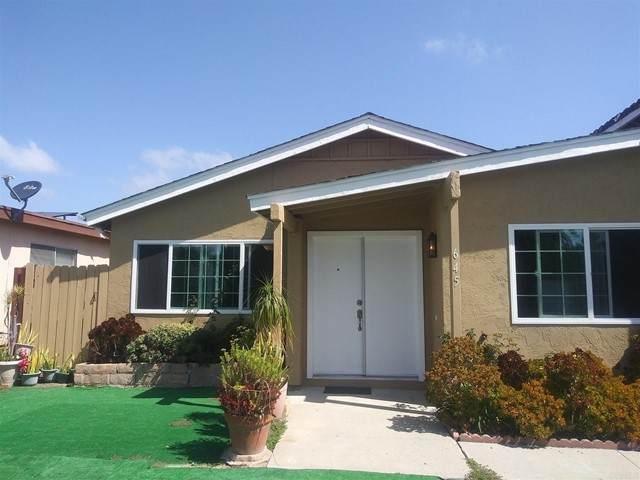 645 Adobe Circle, Oceanside, CA 92057 (#NDP2104805) :: Keller Williams - Triolo Realty Group