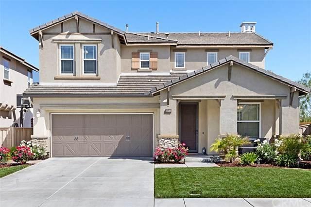 31272 Strawberry Tree Lane, Temecula, CA 92592 (#SW21094664) :: Solis Team Real Estate