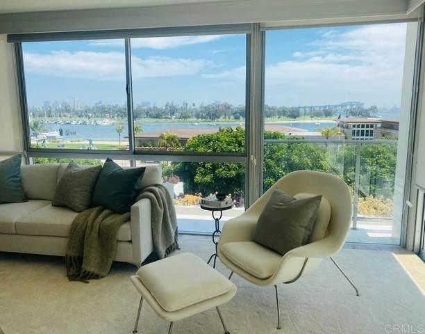 1810 Avenida Del Mundo #203, Coronado, CA 92118 (#PTP2103087) :: San Diego Area Homes for Sale