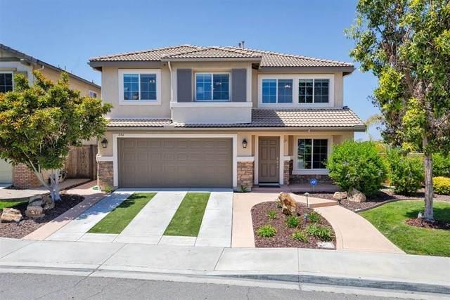 884 Via La Venta, San Marcos, CA 92069 (#PTP2103164) :: Wannebo Real Estate Group