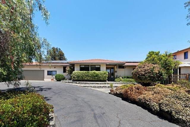 639 Tumble Creek, Fallbrook, CA 92028 (#NDP2105152) :: The Stein Group