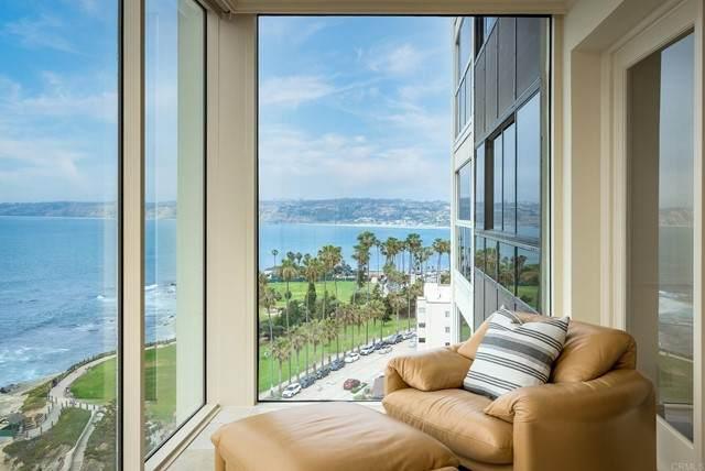 939 Coast Blvd 15BC, La Jolla, CA 92037 (#NDP2105326) :: PURE Real Estate Group
