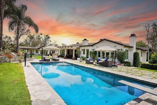 5315 La Glorieta, Rancho Santa Fe, CA 92067 (#NDP2105358) :: Keller Williams - Triolo Realty Group