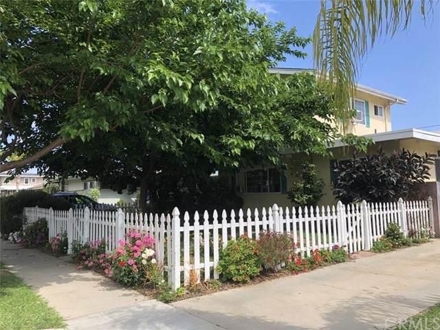 5122 E Coralite Street, Long Beach, CA 90808 (#PW21104665) :: The Stein Group